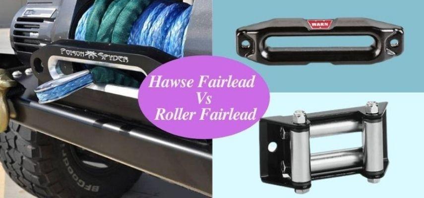 hawse fairlead vs roller fairlead