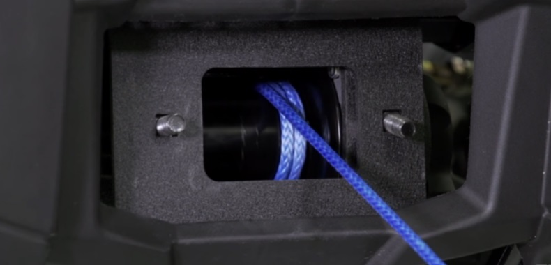 Respool the cable